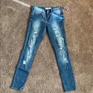PacSun high rise jeans
